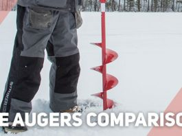 Ice augers featured