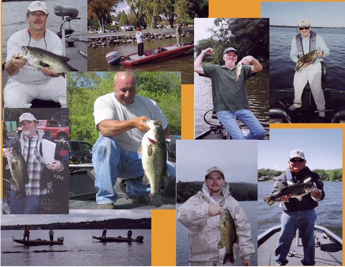 Hudson Valley Bassmasters Club featured