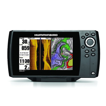 image of Humminbird HELIX 7 gps depth finder