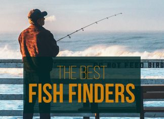 Usa outdoors destinations product reviews and news for Best rated fish finder