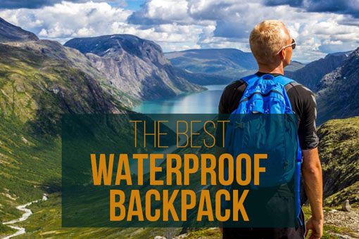 our top rated waterproof backpacks